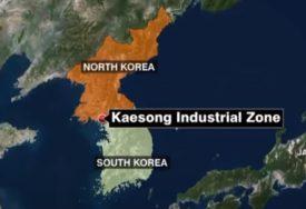 NA IVICI RATA Eksplozija, dim, strepnja na granici između dvije Koreje (FOTO, VIDEO)