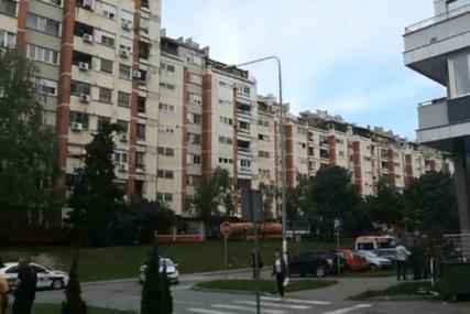 SREĆNO OKONČANA DRAMA Pregovarački tim odgovorio ženu (40) od skoka sa zgrade