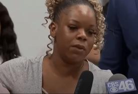 """""""MOJA DJECA DOZIVAJU TATU"""" Ispovijest supruge crnca koga su policajci ubili HICIMA U LEĐA (VIDEO)"""