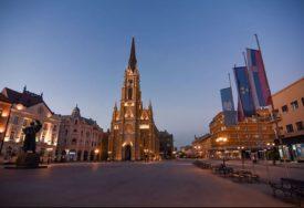 """KORONA VIRUS UNIO POMETNJU Novi Sad """"Evropska prestonica kulture"""" tek od 2022. godine"""