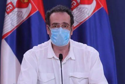 """""""MOGUĆE RASPLAMSAVANJE EPIDEMIJE"""" Dr Janković ističe da neće biti popuštanja mjera, i dalje VISOK  BROJ ZARAŽENIH"""