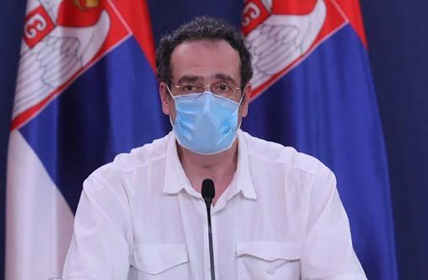 MJERE SPROVODITI DOSLJEDNO Dr Janković se oglasio povodom vraćanja građana u Srbiju