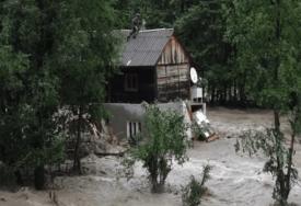 TRAGIČAN KRAJ POTRAGE Bujične vode u Srbiji odnijele život starici