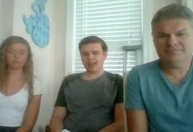 """""""MISLIO SAM DA VRIŠTI OD RADOSTI"""" Tinejdžera napala ajkula, otac ga spasao iz NJENIH RALJA (VIDEO)"""