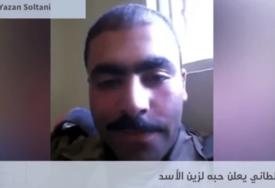 """LUD SAM ZA TOBOM"" Sirijski vojnik izrazio ljubav Asadovoj kćerci (16), a onda je NESTAO (VIDEO)"