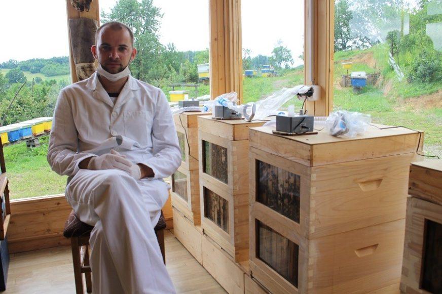 KOŠNICE ZDRAVLJA Pčelarske perspektive mladih u Potkozarju