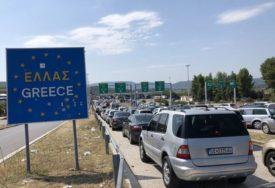 Grci ni nemaju namjeru da OTVORE GRANICE, rampa za srpske državljane do 1. SEPTEMBRA