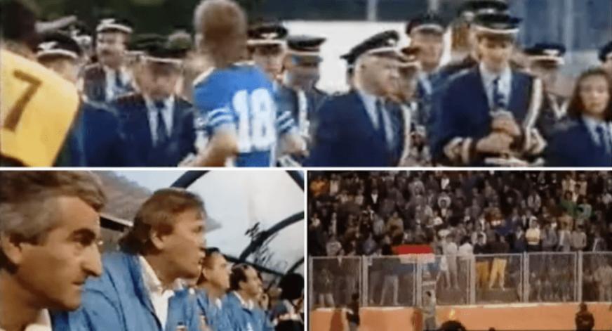 MEČ NAJAVIO KRVAVI KRAJ SFRJ Hrvati navijali protiv Jugoslavije i vrijeđali selektora (VIDEO)