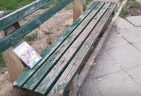 """""""OVO JE BOŽANSTVEN GEST"""" Nesvakidašnji prizor u parku mnogima izmamio OSMIJEH I ODUŠEVLJENJE"""