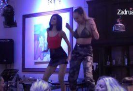 Luna zavrckala uz KIJIN HIT: Đoganijeva uživala uz pjesmu BIVŠE SUPARNICE (VIDEO)