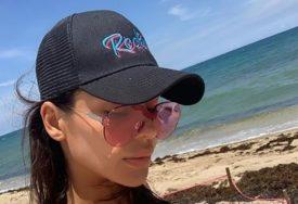 VRELO TIJELO UBRZAVA PULS Marina uživa u čarima lijepog dana (FOTO)