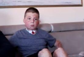 MEHO BETON SINONIM ZA HRABROST Dječak preživio STRAVIČNE OPEKOTINE i 18 operacija(FOTO)