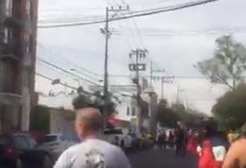 TLO NE MIRUJE Snažan zemljotres pogodio Meksiko, poginulo najmanje ŠEST OSOBA (VIDEO)