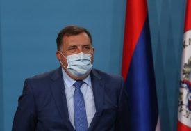 """DODIK OŠTRO O TURKOVIĆEVOJ """"Ona provodi spoljnu politiku SDA, a ne BiH"""""""