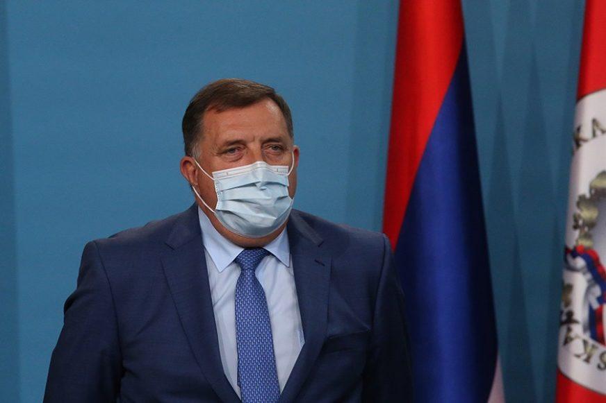 EPIDEMIOLOŠKA SITUACIJA OZBILJNA Dodik: Protiv korone možemo samo poštovanjem mjera