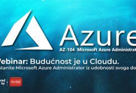 ISKORISTITE VRIJEME PRED VRELO LJETO Postanite Microsoft Azure administrator iz udobnosti doma