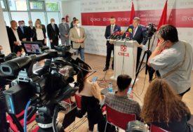 HITNI SASTANAK Na tapetu lidera vladajućih stranaka odluka DNS o napuštanju koalicije