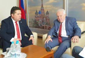 Tema sastanka Stevandića i Ivancova EKONOMSKA KRIZA i ruski projekti u BiH