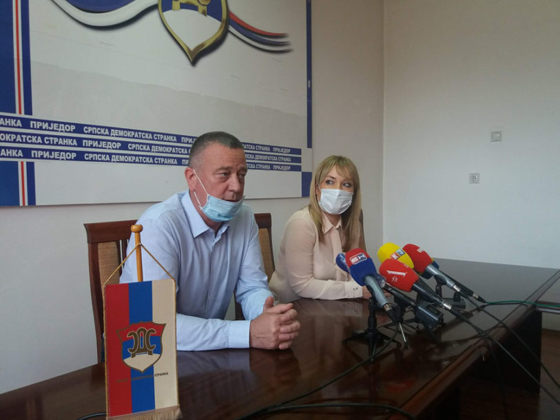 """""""ZBOG DODIKA NEĆEMO SA SNSD"""" Tubin pozvao PDP da krene njihovim stopama"""