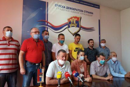 SDS tužio Skupštinu grada Prijedora: Sporna Komisija za izbor i imenovanja
