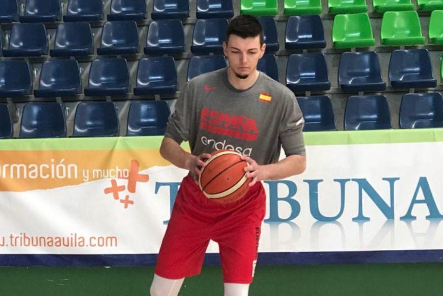 PRIJAVLJEN NA NBA DRAFT Sikiraš: Želim sa BiH na Evropsko prvenstvo