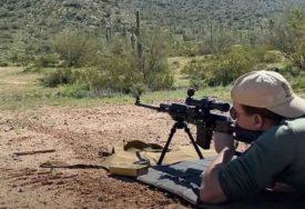 BUDI VELIKO INTERESOVANJE Srpska snajperska puška hit u Americi (VIDEO)