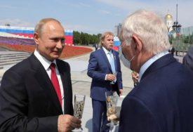 RUSIJA OD DANAS ODLUČUJE O PUTINOVOJ SUDBINI Počinje glasanje o nizu ustavnih reformi