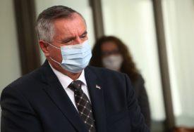"""VIŠKOVIĆ SA AMBASADOROM NORVEŠKE """"Srpska pravovremeno reagovala donošenjem mjera"""""""