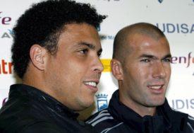 """""""NAJBOLJI SI OD SVIH S KOJIMA SAM IGRAO"""" Ronaldo čestitao rođendan Zidanu"""
