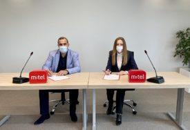 "DALJINSKO MJERENJE POTROŠNJE VODE Potpisan ugovor o saradnji između m:tel-a i K.P. ""Vodovod"" Gradiška"