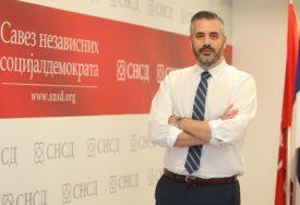 Srđan Rajčević za SRPSKAINFO: Priča svakog čovjeka u Srpskoj priča je SNSD