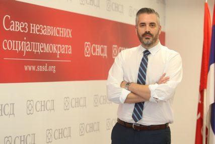 Srđan Rajčević za SRPSKAINFO: SNSD ostaje stub okupljanja za Srpsku