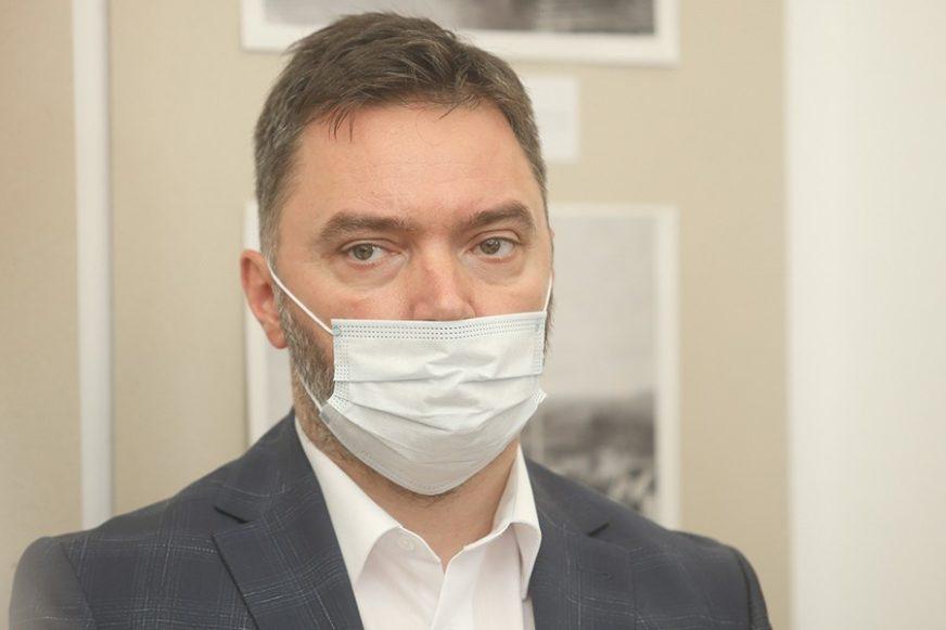 NEČASNE NAMJERE Košarac: Hajka na Viškovića nije i neće okaljati njegovo ime i ugled