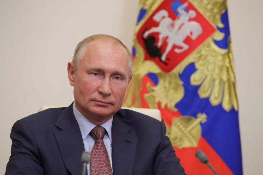 ČEKA SE SERTIFIKAT Putin nije vakcinisan protiv kovida-19