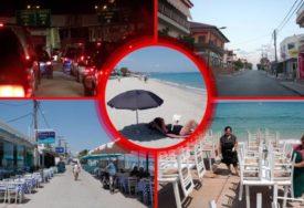 VOZAČ NE ZNA GDJE DA VOZI U autobusu srpskih turista ima zaraženih