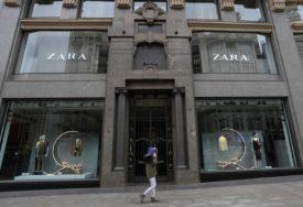 """KORONA VIRUS UZIMA DANAK """"Zara"""" zatvara 1200 prodavnica, MODNI BREND U KRIZI"""