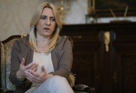 """CVIJANOVIĆEVA O IZBORIMA """"Interes Srpske je da se udruže snage u Srebrenici i Mostaru"""""""
