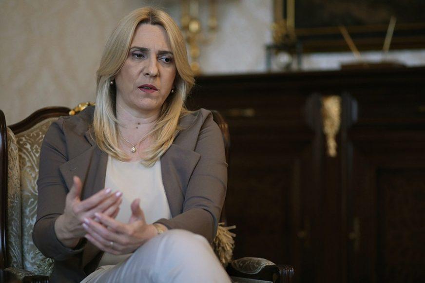 """""""NENADOKNADIV GUBITAK"""" Cvijanovićeva uputila telegram saučešća povodom smrti Mirjane Parović"""