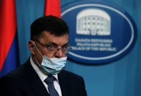 """""""EU PUT NA VRHU LISTE PRIORITETA"""" Tegeltija razgovarao sa britanskom ministarkom Morton"""