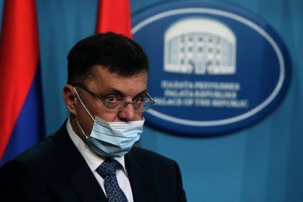 Tegeltija: Neprihvatljivo da u budžetu NISU PREDVIĐENA SREDSTAVA za saniranje posljedica pandemije korona virusa