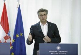 NEĆE NA SJEDNICU Plenković komentarisao odluku predsjednika da preskoči konstituisanje Sabora