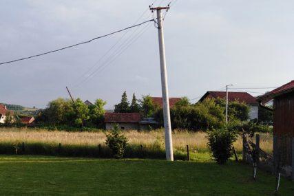 MIRAN DAN Manji dio ruralnog dijela bez struje sedam sati