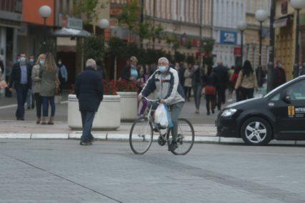 Korona donijela PROMJENE U ŽIVOTNIM NAVIKAMA Banjalučana: Biciklisti priželjkuju VIŠE STAZA