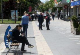 KORONA UZIMA DANAK Za stalno odjavljeno 65, a privremeno 147 radnji u Semberiji