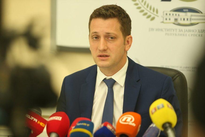 NE TREBA BRINUTI Zeljković: IJZ Srpske raspolaže sa dovoljnim brojem testova