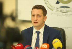 """""""SASVIM DOVOLJNO"""" Zeljković: Srpska ima 17.000 PCR testova"""