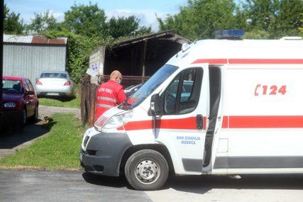 Drama u Karlovcu: Dijete se popelo na vagon teretnog voza pa ga udarila struja
