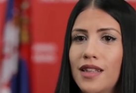 """""""UKRALA ŠOU"""" Ova ljepotica ulazi u Skupštinu Srbije, ima povjerenje Dačića (FOTO)"""