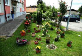 """Akcija """"Biramo najuređenije"""": U dvorištima građana sve više ljekovitog i začinskog bilja"""