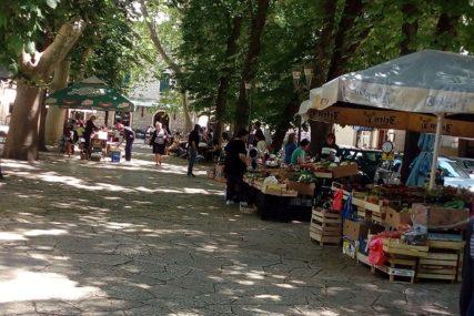 Privrednici u Trebinju trpe veliku štetu: Manje kupaca iz Dubrovnika zbog korone